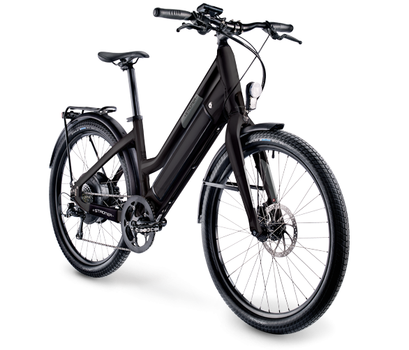 Stromer ST1 mountain