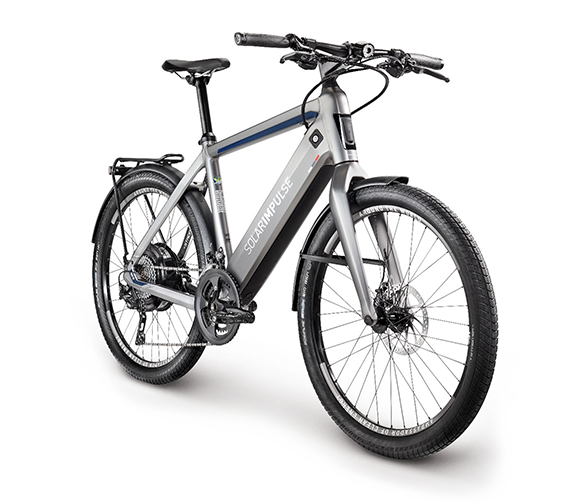 Stromer Solar Impulse LTD