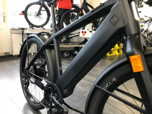 Stromer ST3 zwart Egberts Premium Store Groningen