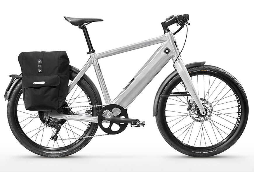Stromer ST2 raw limited edition Egbers Premium Store Groningen