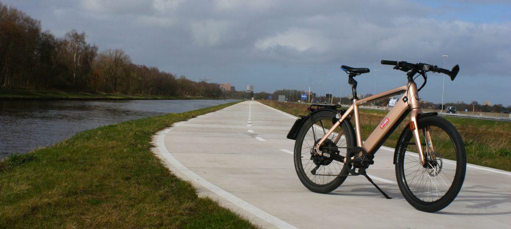 Stromer ST1x Fietssnelweg Egberts Premium Store Groningen Nieuwsbericht