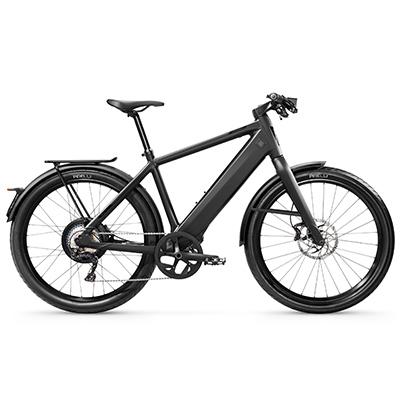 Stromer ST3 black 400400