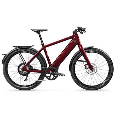 Stromer ST3 red 400400